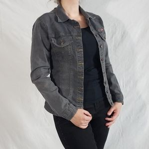 Beautiful jean jacket